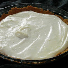 Rich Creamy No-Bake Key Lime Pie