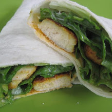 Cajun Chicken Caesar Wrap (For 1)