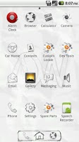 Screenshot of Paperless System ADWTheme