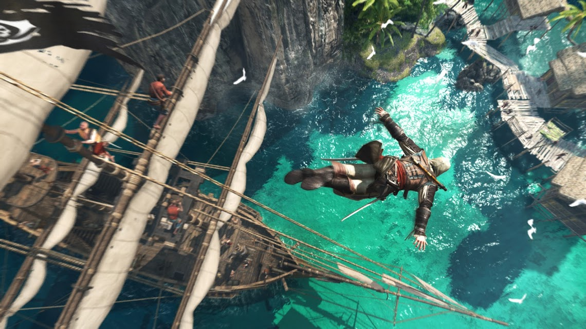 Assassin's Creed IV: Black Flag to arrive on PC alongside next-gen versions
