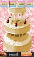 Screenshot of Birthday Fun Cake