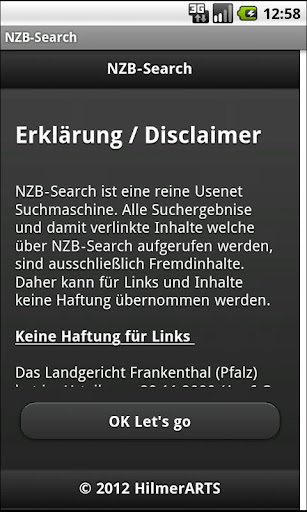 NZB-Search