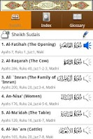 Screenshot of Al Quran (Al-Zikar Pro Lite)
