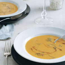 Carrot Fennel Soup