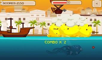 Screenshot of Kraken Attack
