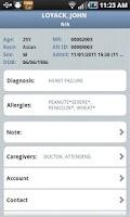 Screenshot of Micromedex 360 Care Insights
