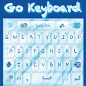 Go Keyboard Blue Chill icon