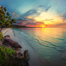 Bara Beach Indonesia by Jaya Gumilang - Landscapes Sunsets & Sunrises