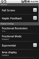 Screenshot of ConcreteCalc Pro for Concrete