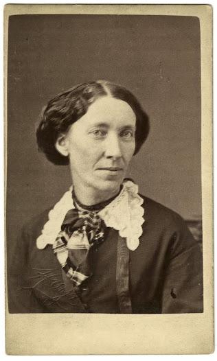 Belva Lockwood, ca. 1870