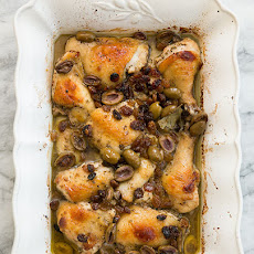 Spanish Baked Chicken