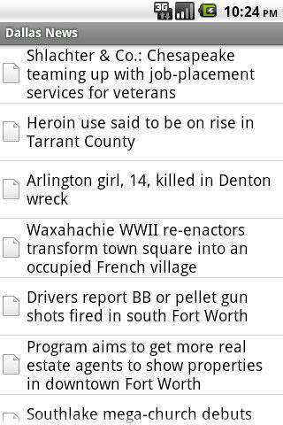 Dallas Local News
