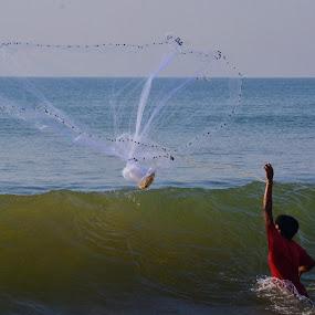 The Life by Chobi Wala - People Professional People ( #life #people #sea #fisherman,  )