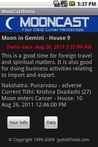 MoonCast Demo