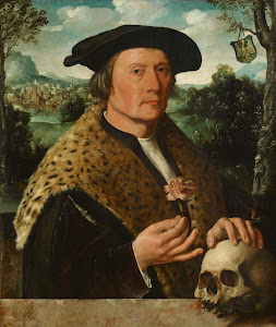 RIJKS: Dirck Jacobsz.: Pompeius Occo 1531