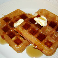 Raised Yeast Waffles