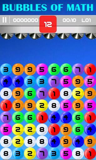 玩解謎App|氣泡的數學免費|APP試玩