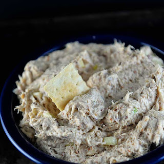 The Best Chicken Dip