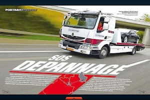 Screenshot of LDM The Towing Magazine