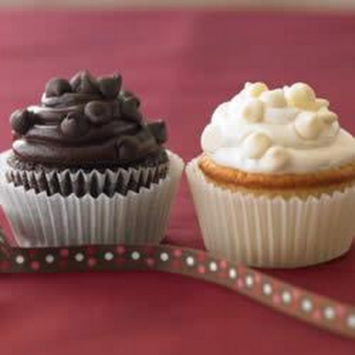 Ghirardelli® Dark Chocolate Cupcakes
