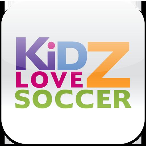 Kidz Love Soccer LOGO-APP點子
