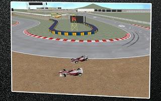 Screenshot of Fast Track Racers - Free Cars