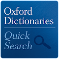 Oxford Dictionaries – Search APK for Bluestacks
