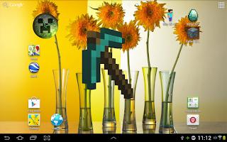 Screenshot of 3D items LWP Lite