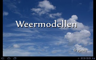 Screenshot of WeermodellenHD lite