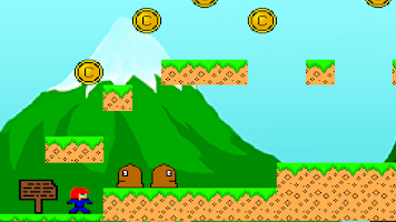 Screenshot of Super Metal 2