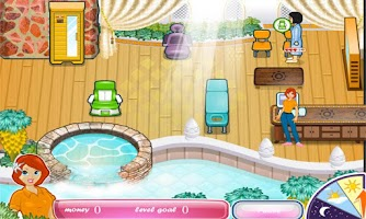 Screenshot of Beauty Spa