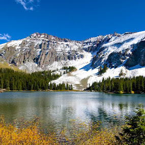 Alta Lakes by Eric Abbott - Landscapes Mountains & Hills ( eric abbott photography, alta lakes, ophir pass, san juan mountains, colorado, telluride )