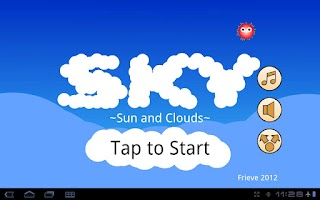 Screenshot of SKY ~Sun and Clouds~