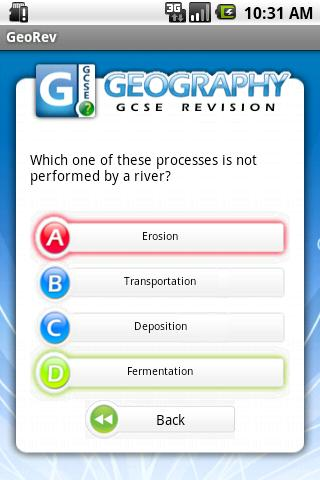 Geography GCSE Revision