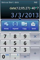 Screenshot of Easy Calculator Pro