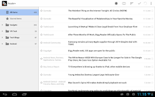 Screenshot of Reader+ | Reader Plus