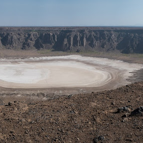 Wahba Crater by Jon Soriano - Landscapes Travel ( crater, wahba, volcano, taif, jonr, 35mm, fujifilm, xe1, travel, landscape, long drive )