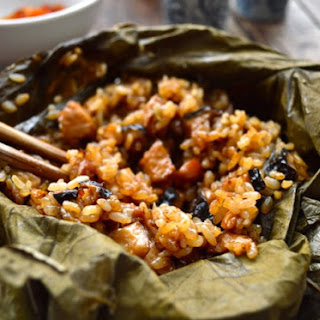 Sticky Rice With Chicken Recipes