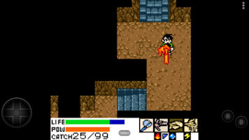 Screenshot of NGP.emu