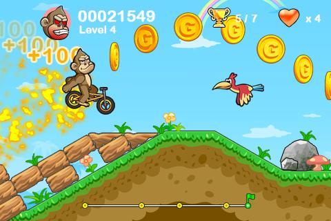 BMXクレイジーバイク2