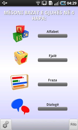 English for Albanian Speakers