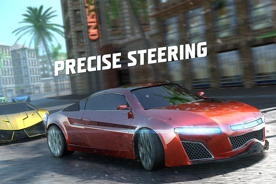 Racing 3D: Asphalt Real Tracks Screenshot 3