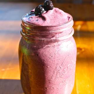 3 Berry Smoothie