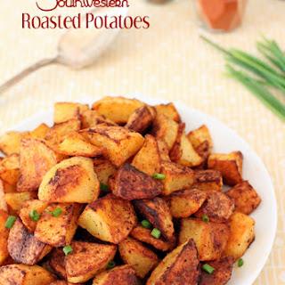 Roasted Southwestern Potatoes Recipes
