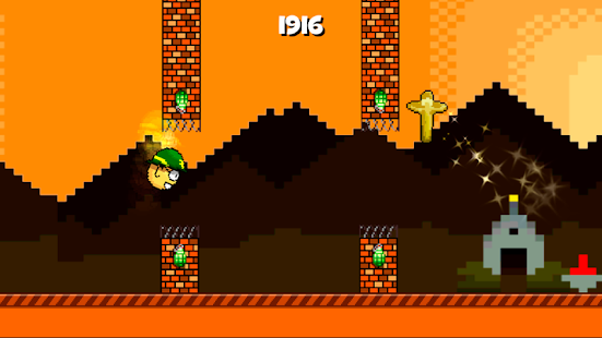 Flappy Engling - screenshot