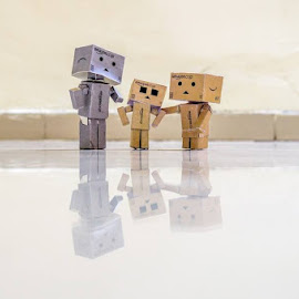 DANBO FAMILY by Manas Ranjan Sahoo - Artistic Objects Toys