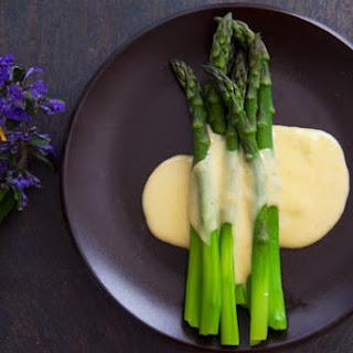 Asparagus With Hollandaise Recipes