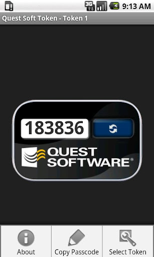 Quest Soft Token for Android