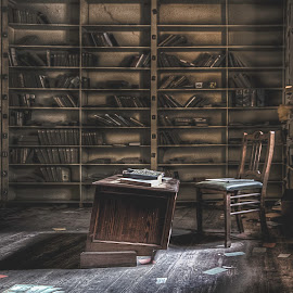 books by Patrick Bolle - Buildings & Architecture Other Interior ( urbex )