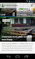 Screenshot of DJournal.com